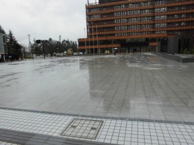★市庁舎前広場